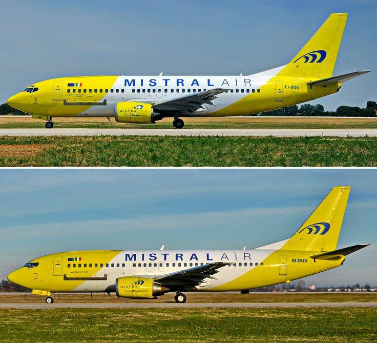 Mistral Air Boeing 737