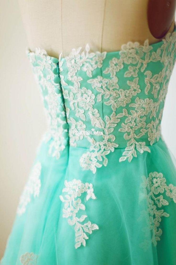 130 best Elegant in Blue - Blue Prom Dresses images on Pinterest ...