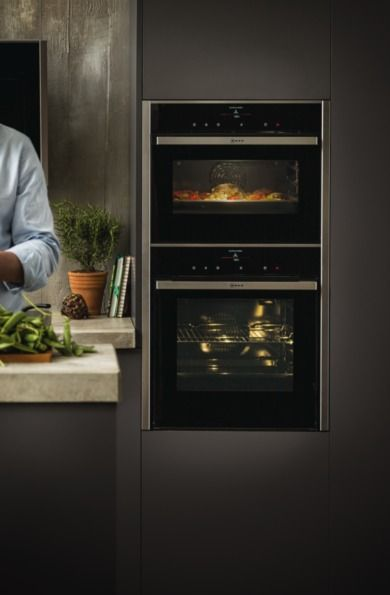 Practical and innovative: the new Neff kitchen range is designed to suit a Cookaholic with a passion for great food.