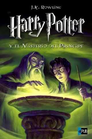 Harry Potter y el Misterio del Príncipe | J. K. Rowling | Harry Potter es elegido capitán del equipo de Quidditch, los entrenamientos, los exámenes y las chicas ocupan todo su tiempo, pero la tranquilidad dura poco. Dos alumnos son brutalmente atacados. Dumbledore sabe que se acerca el momento, anunciado por la Profecía, en que Harry Potter y Voldemort se enfrentarán a muerte.