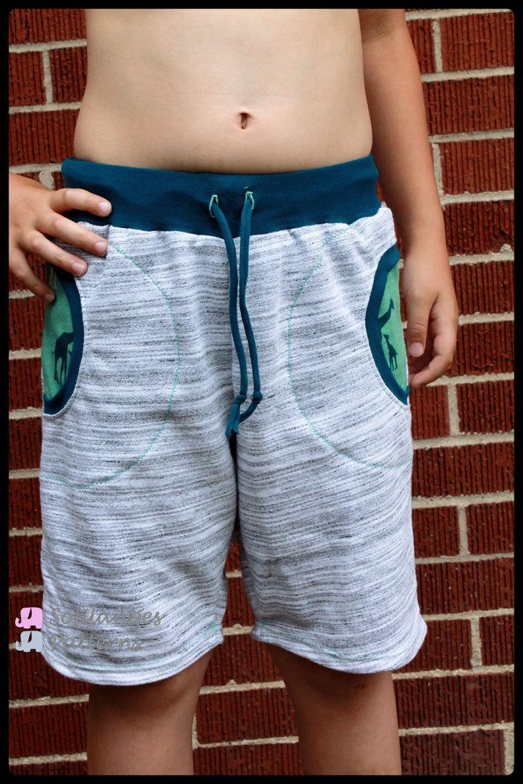 Domi sweat pants (unisex) EN   Sofilantjes Patterns
