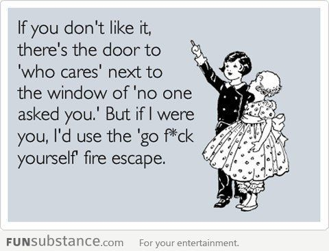 hahaThe Doors, Fire Escape, Laugh, Funny Shit, Quotes, Funny Stuff, Humor, So Funny, Funny Ecards