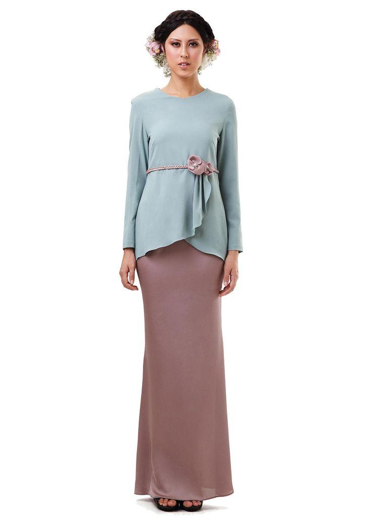 Orked by Jovian Mandagie baju kurung, RM240