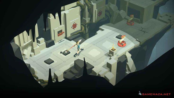 Lara Croft Go Gameplay Screenshot 4