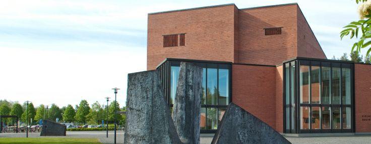 UEF - Joensuu campus, Carelia building