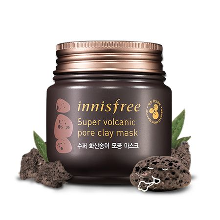 수퍼 화산송이 모공 마스크 Super Volcanic Clay Mask 13.000 KWR