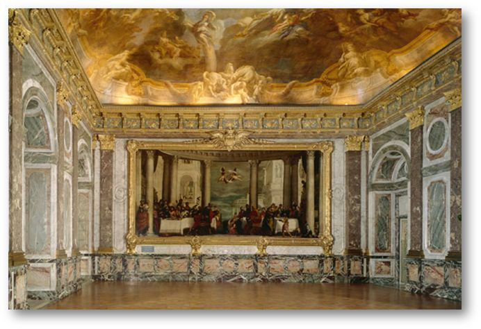 Rooms: 258 Best Images About Versailles: Interiors On Pinterest