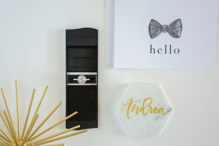 Propose in style with the Monarch Box! PC:@andreaelizabethpage