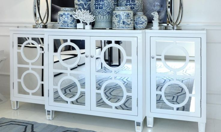 Ava Mirrored Buffet  Nice, Furniture and World