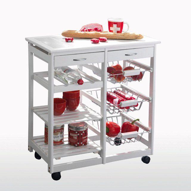 carrinho de cozinha tampo com azulejos list kids pinterest carrinhos de cozinha. Black Bedroom Furniture Sets. Home Design Ideas