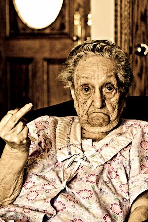Oh Granny!!!!!!!!!!!!