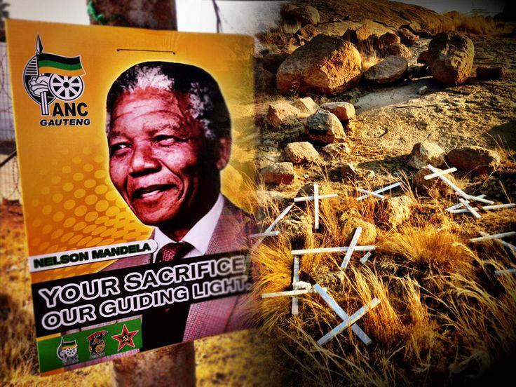 Cry Freedom: Mandela's Legacy (Photos by Louie Eroglu ACS) Four Corners program