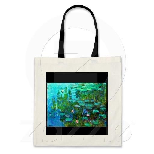 VIDA Tote Bag - Sainte Adresse Monet by VIDA 7lyaY0K9s