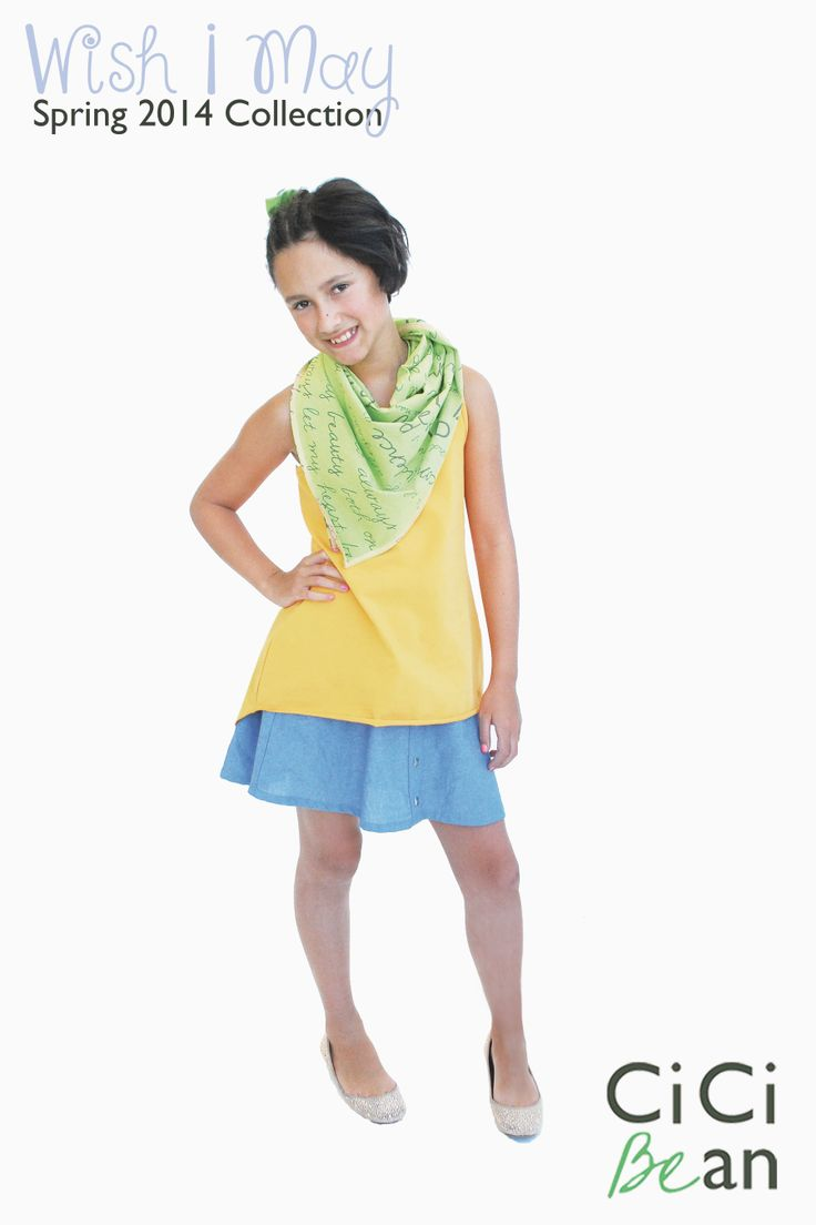 Wish I May Collection | CiCi Bean - clothing for tween girls. | Contact your local Play Stylist or shop online at www.peekaboobeans.com