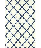 RugStudio presents Nuloom Hand Hooked Pileous White Hand-Hooked Area Rug
