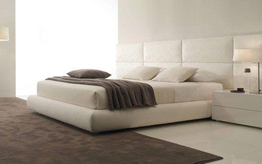 nowoczesne meble, nowoczesne łóżka, projekty sypialni, projekt sypialni, aranżacje wnętrz sypialni,interior design poland, Room77, Alicja Buła- Steinhauf