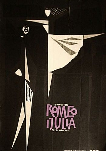 Zbigniew Kaja Romeo and Juliet 1960