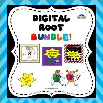 This+resource+bundled+set+includes+(1)+The+Power+of+Digital+Roots:+Instructional+Guide,+formatted+in+both+color+and+black+&+white+versions.+(2)+Digital+Root+Task+Cards,+(3)+Digital+Root+Rap+(mp3)+and+(mp4)+presentations.+Please+refer+to+the+product+descriptions+listed+below+for+more+specifics+and+previews.