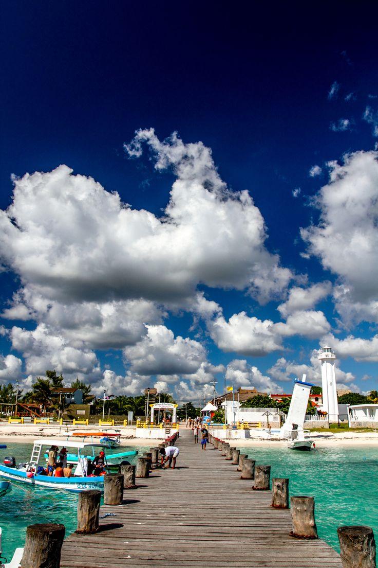 Puerto Morelos, Riviera Maya, México
