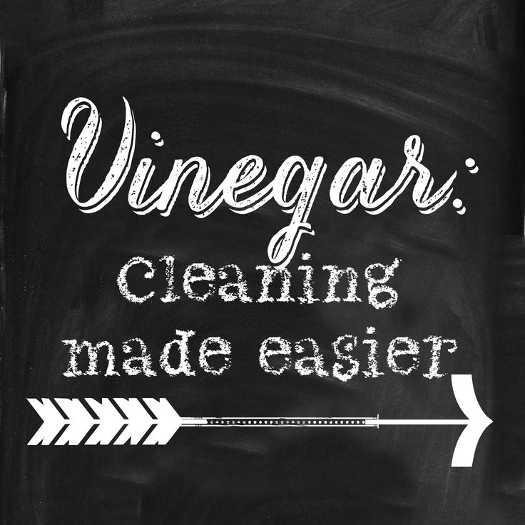 The Cleaning Benefits of Vinegar- 7 Ways I Use Vinegar to Clean