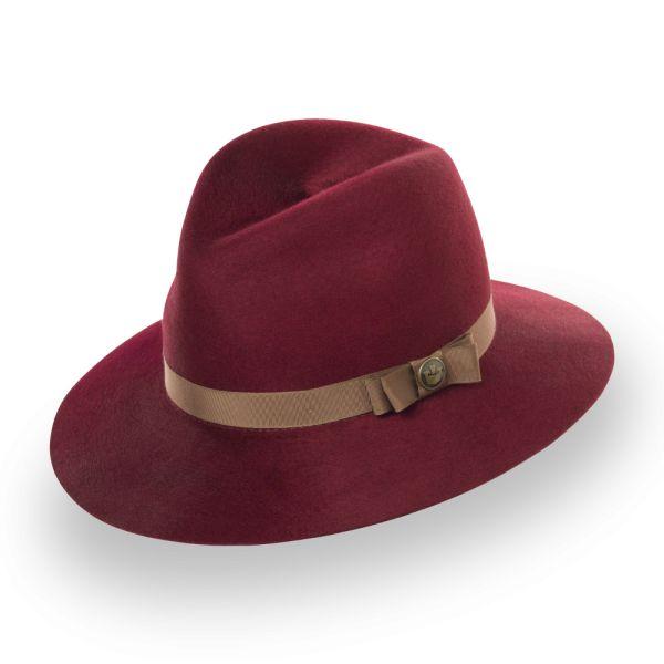 Priscilla Lane Felt Fedora Hat   Goorin Bros. Hat Shop
