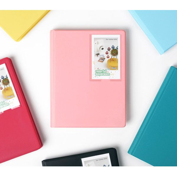 2NUL Instax mini polaroid large photo album - fallindesign.com