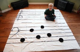 Great ideas for practice incentives and teaching music.