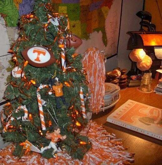 Vols Christmas tree