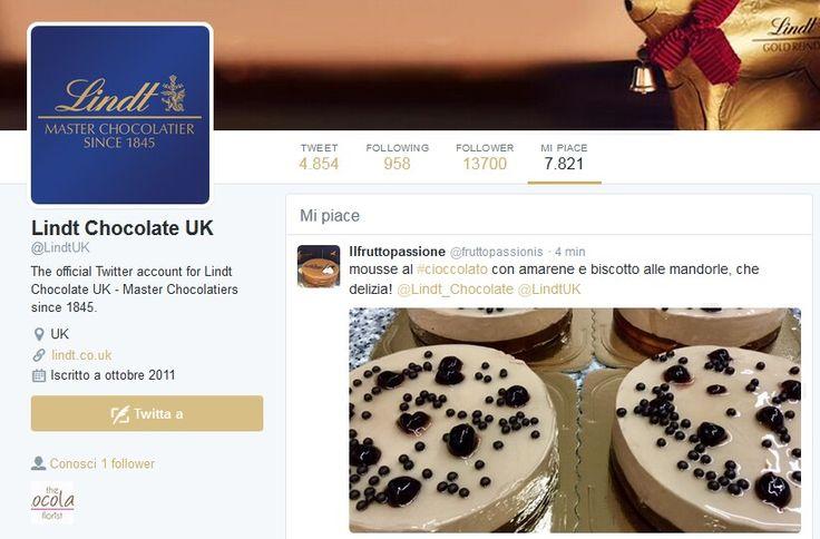 Il frutto della Passione è tra i preferiti di  Lindt Chocolate Uk