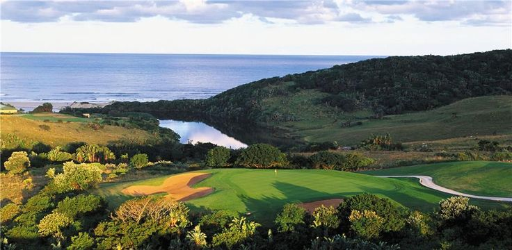 17th hole - Wild Coast Sun Country Club - locally known as Punto Banco