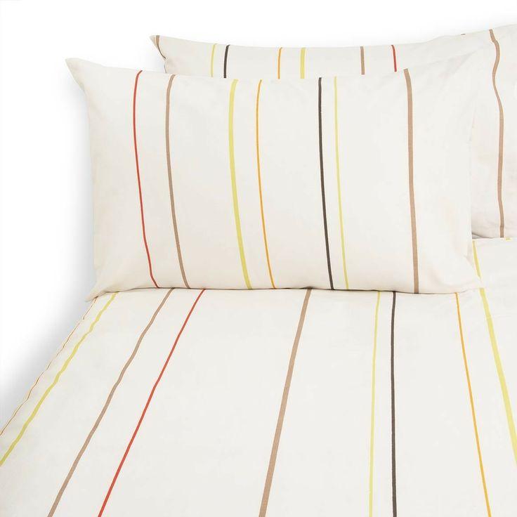 Mixed Stripe Duvet Set