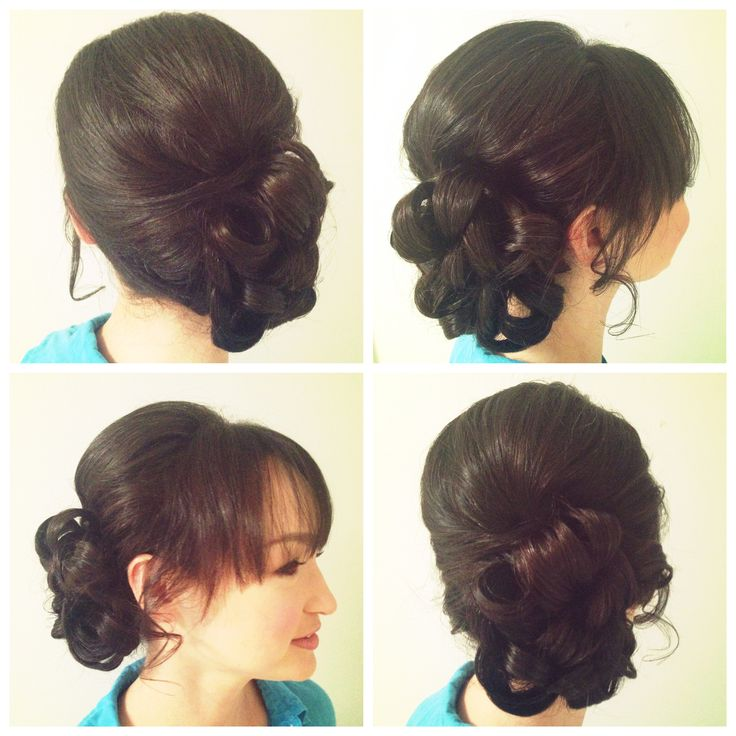 Bridal Hair by Stacie B