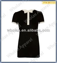 Wholan wholesale fashion ladies short sleeve polo tshirts  best seller follow this link http://shopingayo.space