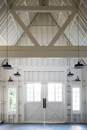 #barn #interior #timber