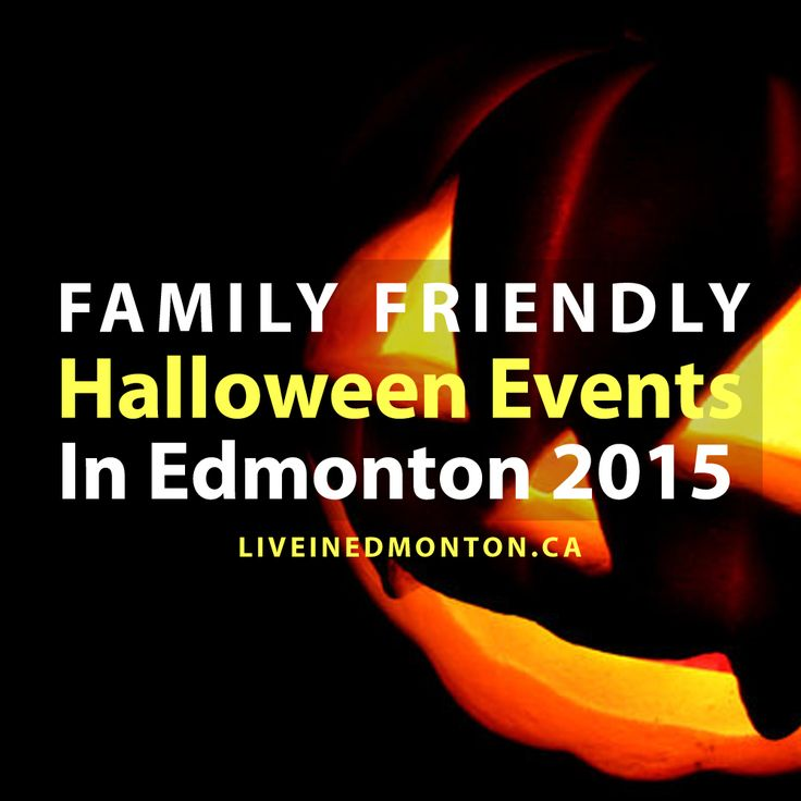 We've got your best list of family-friendly Halloween events in Edmonton and area! Start making your plans here: http://www.liveinedmonton.ca/blog/family-halloween-events-in-edmonton/?utm_content=buffer1d642&utm_medium=social&utm_source=pinterest.com&utm_campaign=buffer #YEG