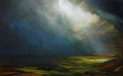 Cloud Gap 2008 - James Naughton