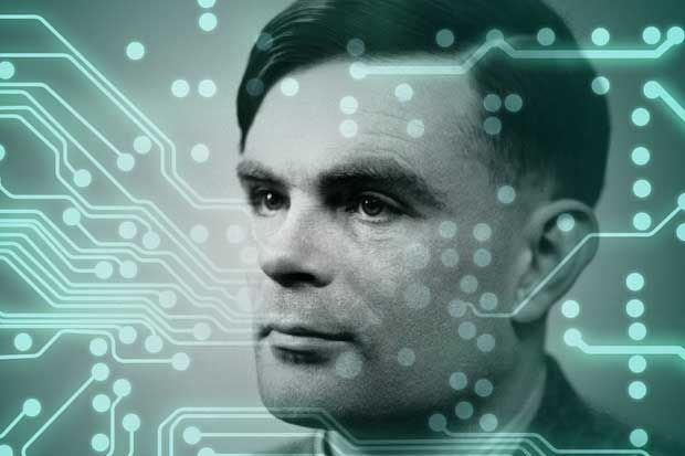 Alan Turing ~I believe that at the end of the century the use of words and general educated opinion will have altered so much that one will be able to speak of machines thinking without expecting to be contradicted.