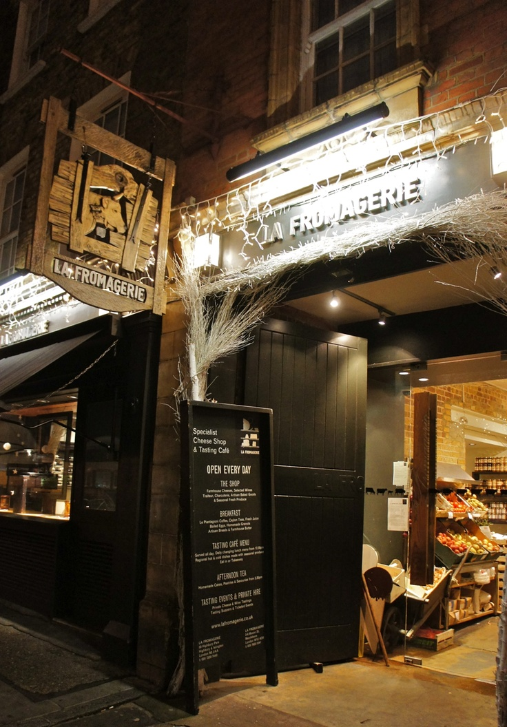 Fromagerie - London