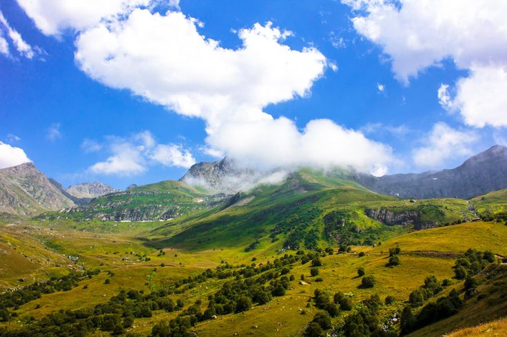 Kaçkar Dağları- B.A