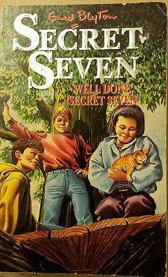 Well Done, Secret Seven: 3: Secret Seven by Enid Blyton Paperback, 2004