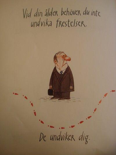"""Jag hittade världens sötaste bok på biblioteket med. """"Istället för en blomma"""" hette den. Aw. Den innehöll små teckningar med söta små texter till. Några söta exempel ur boken: ."""