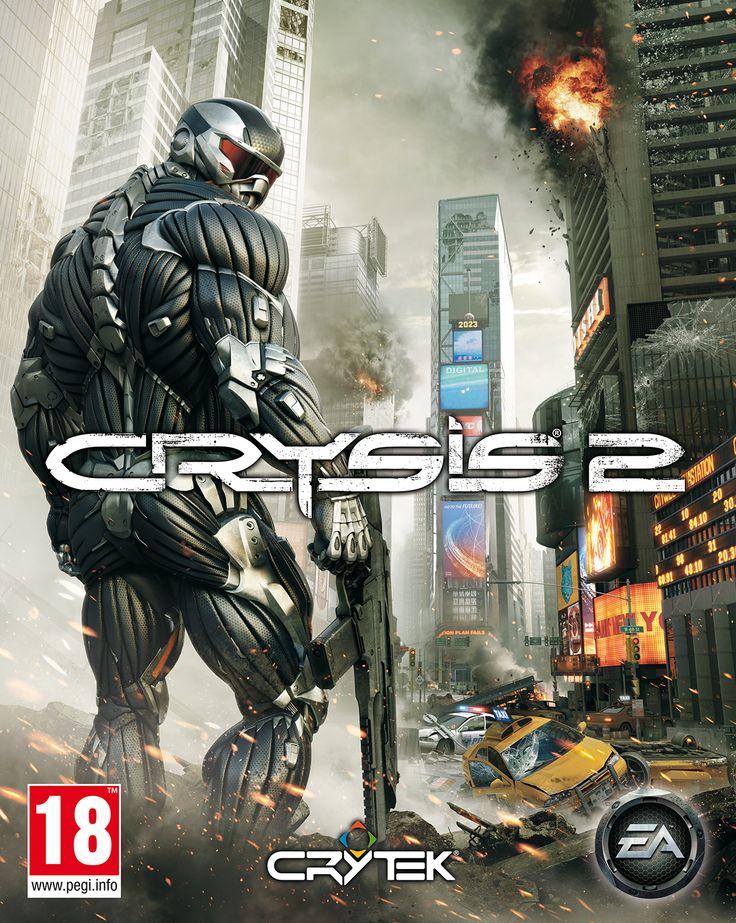 Crysis 2 Key Art