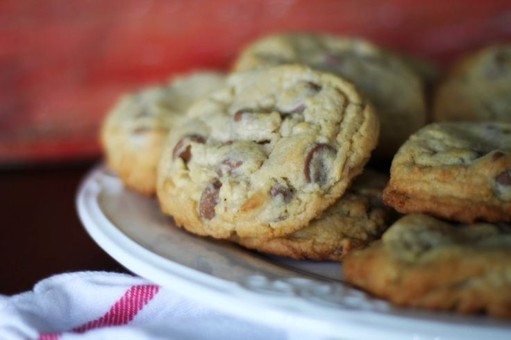Tried and True Chocolate Chip Cookies