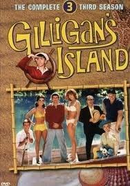 """Gilligan's Island"" with Dawn Wells, Bob Denver, Tina Louise, Jim Backus, Alan Hale, Jr. Natalie Schafer, Russell Johnson..."
