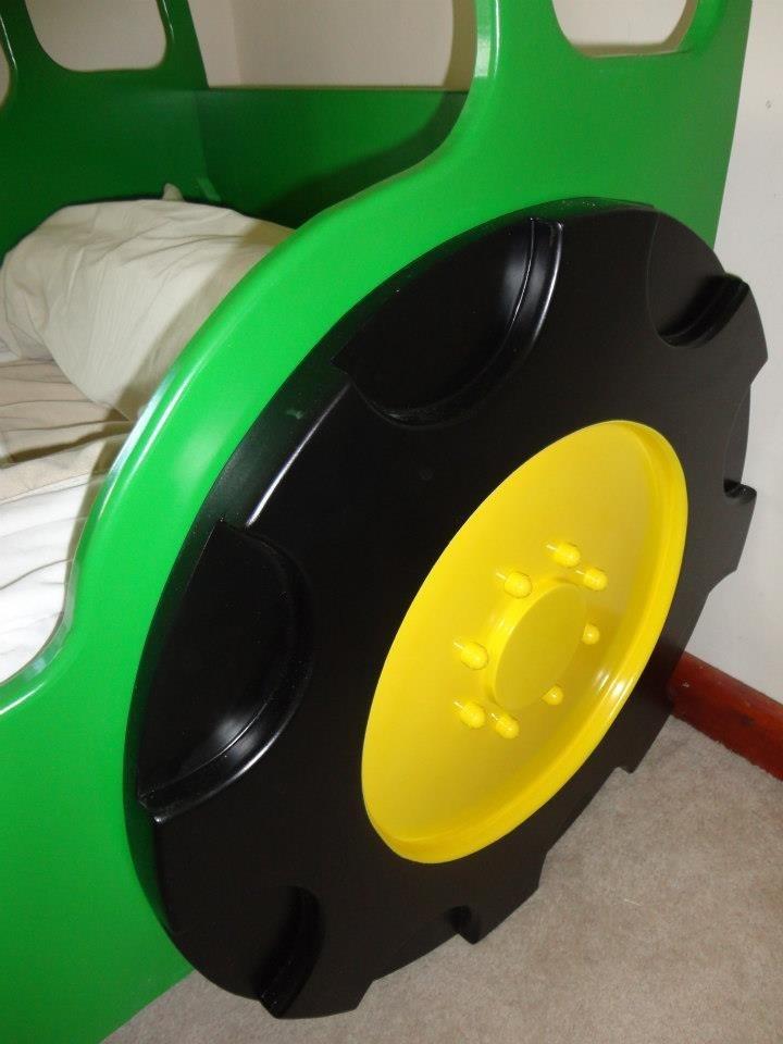 Kinderbett junge traktor  36 besten Traktorbetten / Tractor bed Bilder auf Pinterest ...