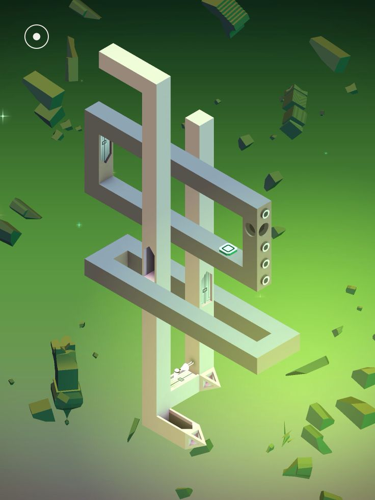 Monument Valley game peli