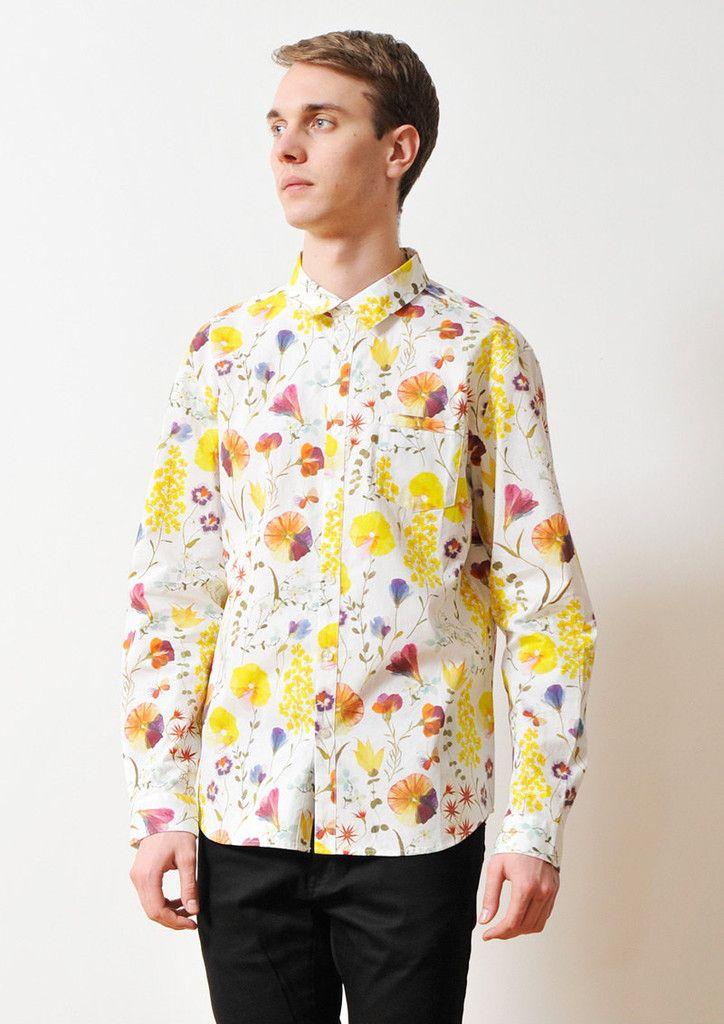 hana moyou (Misako Morino Long Sleeve Shirt) – Design Tshirts Store graniph