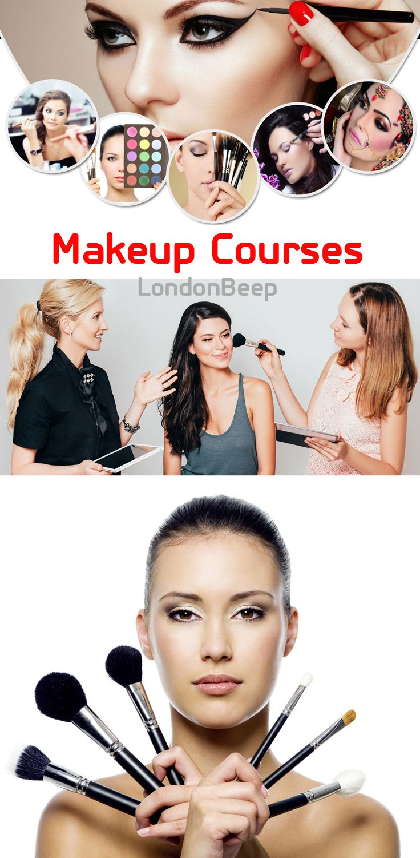 Best Makeup Schools for Makeup Courses London #makeup