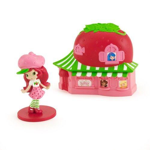 Strawberry Shortcake Cake Topper Party City