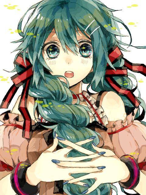 Vocaloid: Hatsune Miku #anime